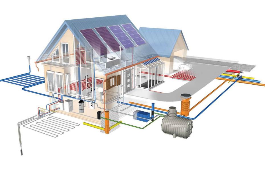 Проектування систем вентиляції, кондиціювання, опалення, водопостачання, каналізації, теплових пунктів та котелень будь якої категорії складності