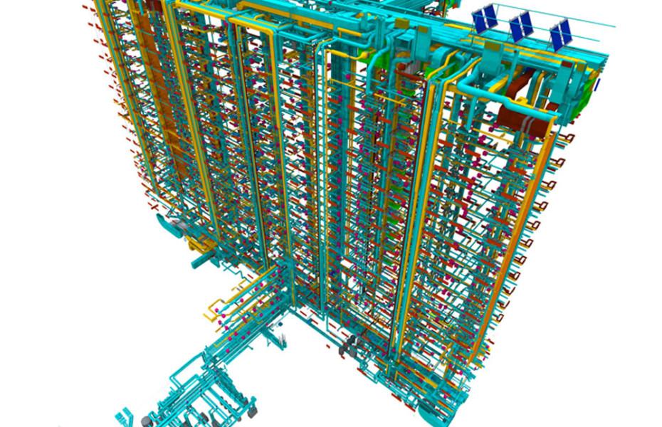 Модернізація та реконструкція внутрішніх інженерних мереж